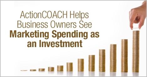 ActionCOACH giúp doanh nghiệp nhìn nhận marketing như khoản đầu tư