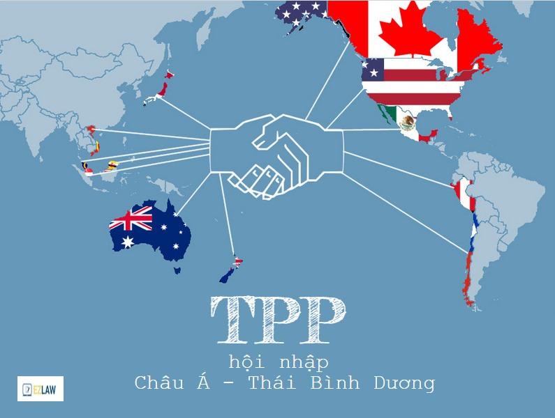 TPP Hội nhập Châu Á Thái Bình Dương