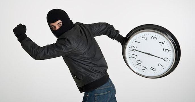kẻ cắp thời gian