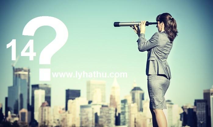 14 câu hỏi tạo nên tầm nhìn doanh nghiệp