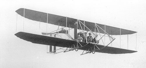 Thuyết vòng tròn vàng - Wright Brothers
