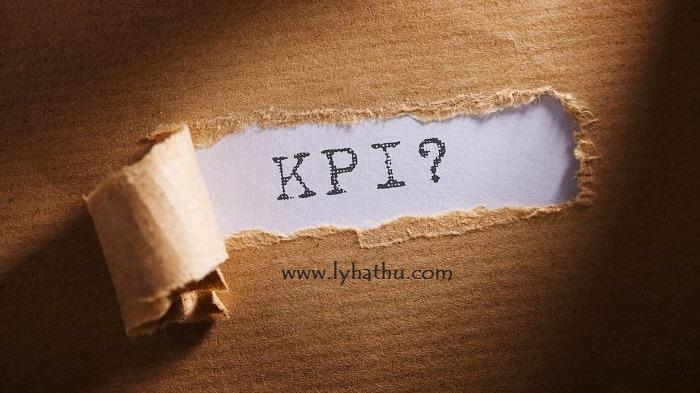Chọn chỉ số KPI nào