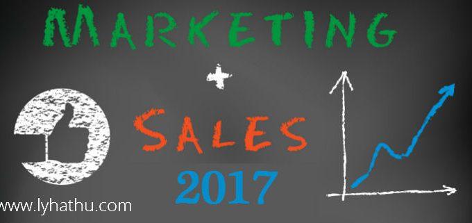 9 Gợi ý Xây dựng Chiến lược Marketing và Bán hàng năm 2017