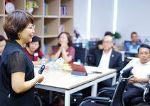Chuyên gia Huấn luyện Doanh nghiệp Jenny Lý Hà Thu