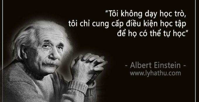 Học và tự học là con đường dẫn tới thành công