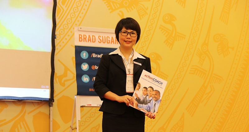 Ly Ha Thu ActionCOACH