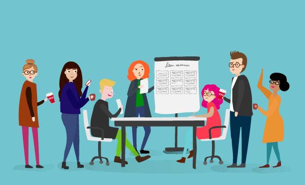 Nhân viên của bạn bắt đầu ngày làm việc mới ra sao?